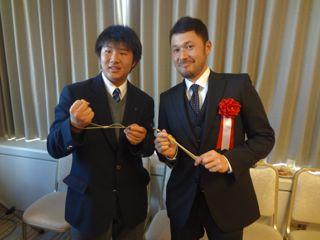 2014MFJ関東選手権表彰式にて